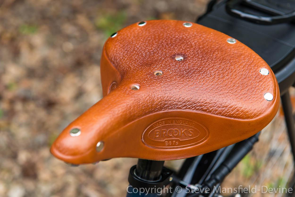 eebc0121dd1 Review: Brooks B67s saddle – Bocage Biking